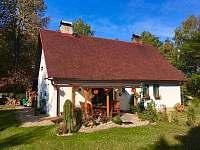 ubytování Jetřichovice - Rynartice Chalupa k pronajmutí