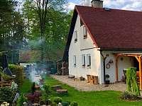 Chalupa NiNe Rynartice - ubytování Jetřichovice - Rynartice