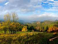 Křížový vrch podzim - Jetřichovice - Rynartice