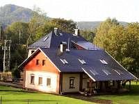 Levné ubytování  Lesenská přehrada Rekreační dům na horách - Chřibská