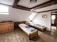 Apartmán s vlastní koupelnou a kuchyňkou
