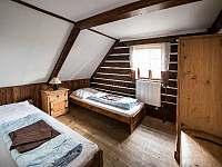 Apartmán s vlastní koupelnou a kuchyňkou - chalupa k pronajmutí Doubice
