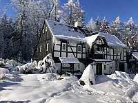 Hájenka Sněžník - chalupa - 38