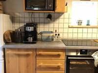 Kávovar De Longhi - pronájem chalupy Sněžník