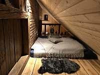 Podkroví s manželskou postelí - Sněžník