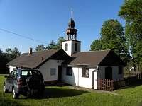 Chalupa k pronajmutí - zimní dovolená Jetřichovice - Rynartice