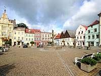 Česká Kamenice - náměstí -