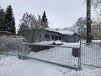 Zima je u nás krásná - pronájem chaty