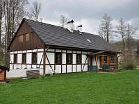 Apartmán na horách - Studený České Švýcarsko
