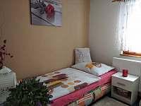 pokojík pro dvě osoby - Nové Hraběcí