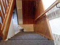 schodiště - Nové Hraběcí