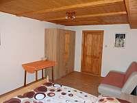 Apartmán I - ložnice II. - Nové Hraběcí