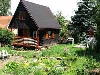 Chaty a chalupy Školní rybník na chatě k pronajmutí - Krásná Lípa