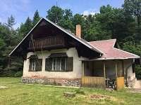 Chalupa k pronájmu - dovolená Koupaliště Jiřetín pod Jedlovou rekreace Kytlice - Mlýny
