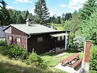 ubytování Srbská Kamenice na chatě k pronájmu