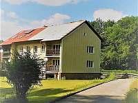 Apartmán na horách - dovolená v Českém Švýcarsku