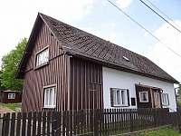 Chata k pronájmu - Dolní Poustevna - Karlín České Švýcarsko