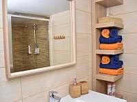 Koupelna - pronájem chaty Dolní Poustevna - Karlín