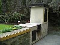 zahradní gril