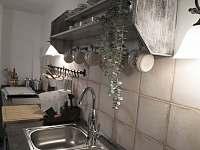 kuchyň v patře - Krásný Buk