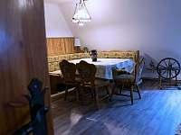 společenská místnost posezení - Krásný Buk