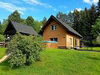 Chalupa k pronajmutí - Jetřichovice u Děčína České Švýcarsko