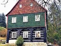 Chalupa ubytování v Hřensku