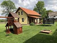 Rekreační dům Hluchavka II - chalupa ubytování Arnoltice - 5