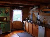 kuchyň - setnice, pracovní plocha na vaření