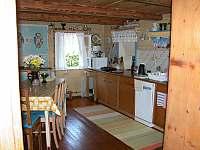 kuchyň ( světnice ) - Dlouhý Důl - Kyjov