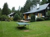 ubytování na chatě k pronájmu Dlouhý Důl - Kyjov
