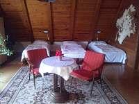 Obývací pokoj - 1. patro z prava