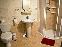 Apartmán č. 6 - koupelna