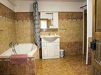 Pokoj č. 5 - koupelna