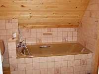 Koupelna druhé patro