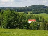 Pohled z Pastevního vrchu