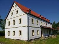 Levné ubytování Koupaliště Česká Kamenice Apartmán na horách - Růžová