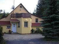 Rekreační dům na horách - dovolená Koupaliště Jetřichovice rekreace Janská