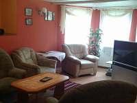 obývací pokoj - přízemí