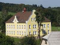 ubytování s bazéném v Českém Švýcarsku
