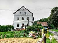 Vlčí ranč Janská - chalupa ubytování Janská