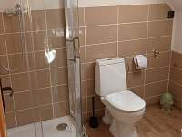 Koupelna v patře - Rynartice