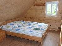 Střední ložnice - možnost dětské postýlky