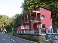Rodinný dům na horách - Hřensko