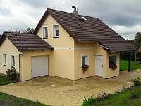 Růžová rodinný dům  ubytování