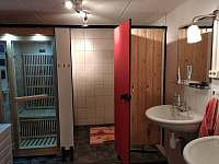 koupelna se saunou - Horni Poustevna