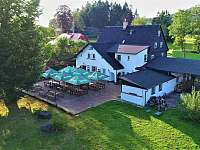Penzion a restaurace Vlčárna - penzion - 5 Zahrady