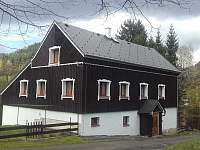 Chata ubytování pro skupiny