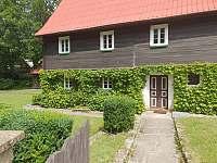 ubytování Jetřichovice Chalupa k pronajmutí