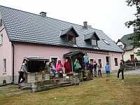 ubytování pro skupiny České Švýcarsko